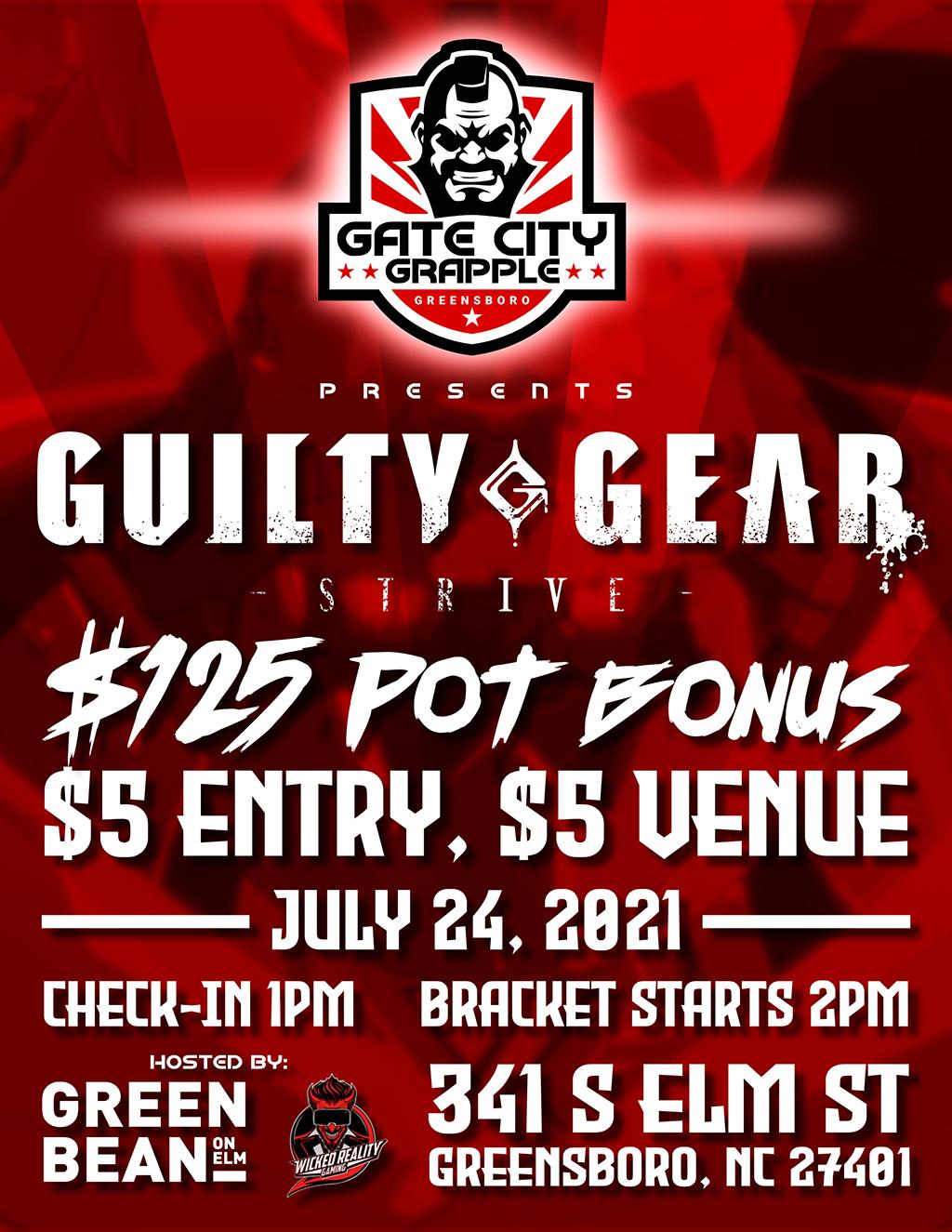 Guilty Gear – Strive – Tournament